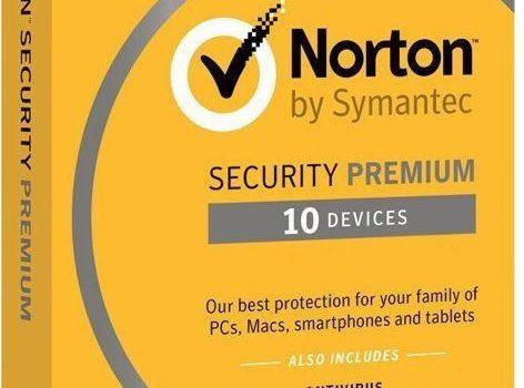 Symantec Norton Security 3.0 PREMIUM PL 10 Urzadzen 1 Rok Card Sklep komputerowy serwis komputerowy klaj bochnia krakow malopolska