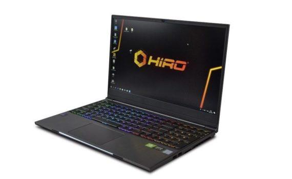 Laptopy gamingowe HIRO karta graficzna GeForce GTX 1080 Sklep komputerowy serwis komputerowy klaj bochnia krakow malopolska